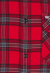 Tommy Jeans - PLAID - Skjorta - deep crimson/multi - 5
