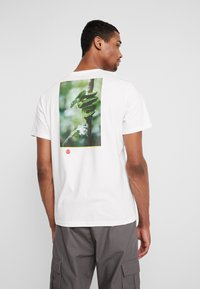 Element - SERPENT  - Printtipaita - off white - 0