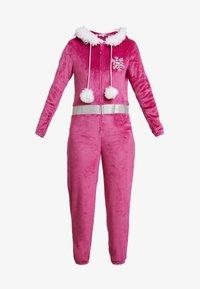 Loungeable - APRES SKI ONESIE - Pyjamas - pink - 4