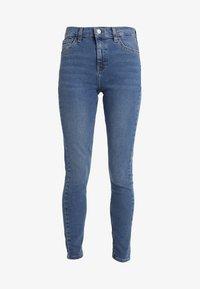 Topshop - JAMIE - Jeans Skinny Fit - blue - 5
