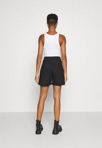 Monki - NIMMI SUITING  - Shorts - black dark unique - 2