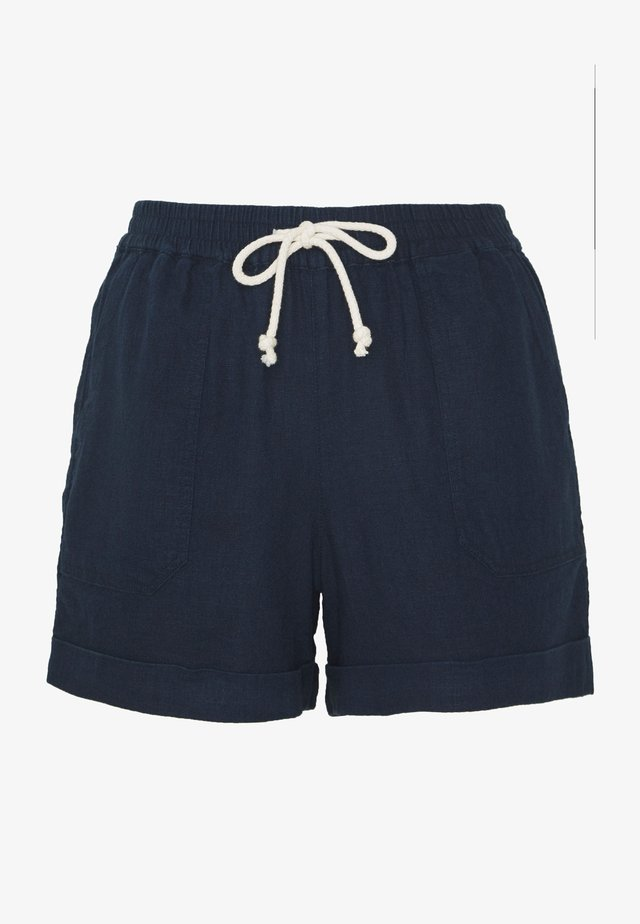 UTILITY TRACK - Shorts - real navy blue