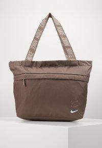 Nike Sportswear - ADVANCED - Handbag - olive grey/enigma stone/white - 0