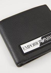 Emporio Armani - Lompakko - black - 2