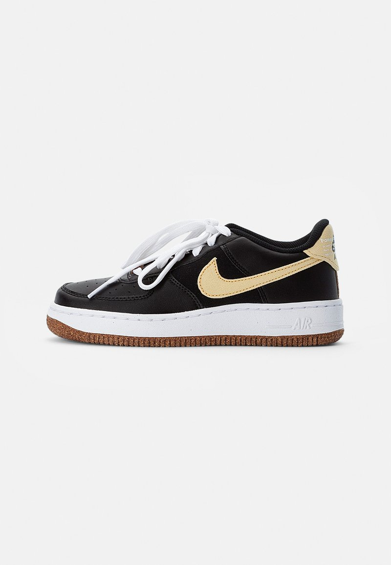 Nike Sportswear - AIR FORCE 1 - Zapatillas - black/solar flare-white-black
