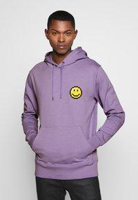 Bricktown - HOODIE - Hoodie - violet - 0