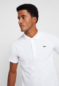 Lacoste Sport - TENNIS - Sports shirt - white - 3