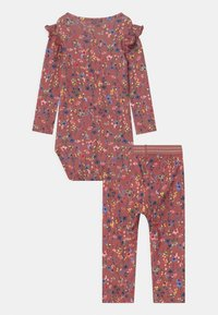 Name it - NBFTESSIE SET - Broek - withered rose - 1