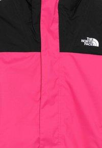 The North Face - RESOLVE  - Hardshell jacket - pink - 4
