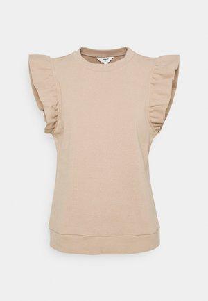 OBJDIA  - Print T-shirt - humus