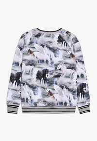 Molo - RAEWYN - Langærmede T-shirts - mottled grey - 1