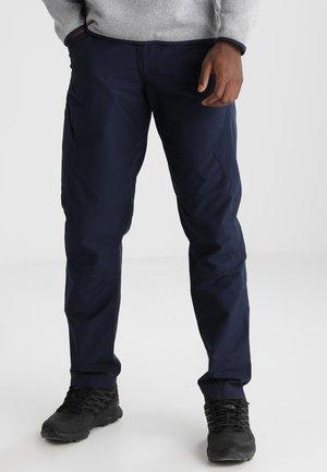 VENGA ROCK PANTS - Tygbyxor - navy blue