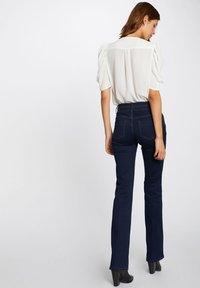 Morgan - ORNAMENTS - Bootcut jeans - blue denim - 2