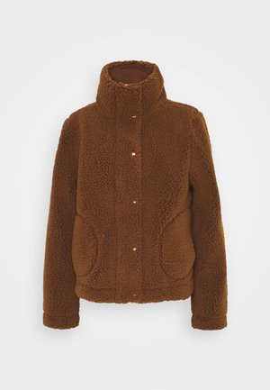 OUTDOOR - Winter jacket - fantastic brown