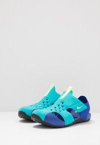 Nike Performance - SUNRAY PROTECT  - Obuwie do sportów wodnych - oracle aqua/ghost green/hyper blue/black - 3