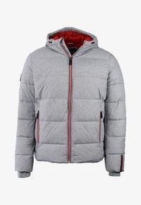 Superdry - Chaqueta de invierno - grey marl/risk red - 0