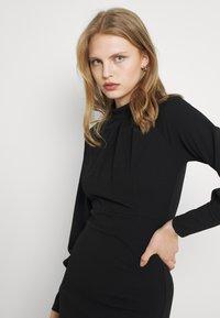 WAL G. - RIHANNA DRESS - Jersey dress - black - 3