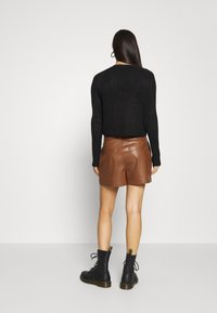 ONLY - ONLCHELLE - Shorts - tortoise shell - 2