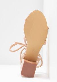 Glamorous - Sandalen - nude - 6