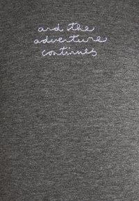 Noppies - PUCK - T-shirt à manches longues - anthracite melange - 2