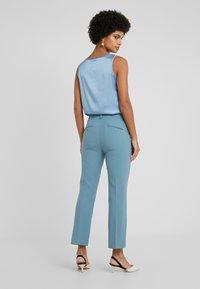WEEKEND MaxMara - ALCIDE - Kalhoty - azurblau - 2