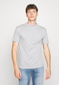 Newport Bay Sailing Club - MULTI TEE MARLS 7 PACK - T-shirt basique - black/white/grey/blue - 5