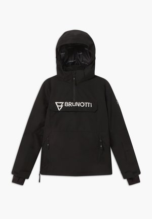 ORIN BOYS - Snowboard jacket - black