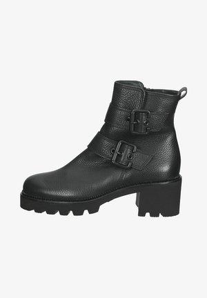 Platform-nilkkurit - schwarz
