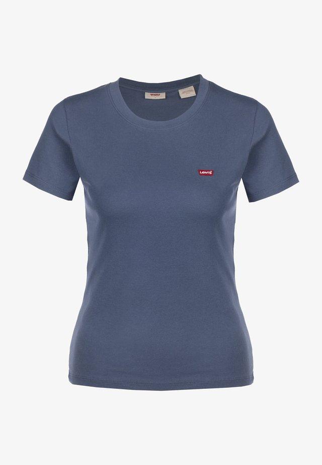 T-Shirt basic - blue indigo