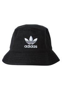 adidas Originals - BUCKET HAT UNISEX - Cappello - black/ white - 3