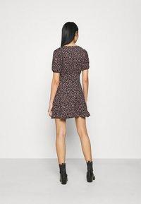 Miss Selfridge - DRESS - Day dress - black - 2