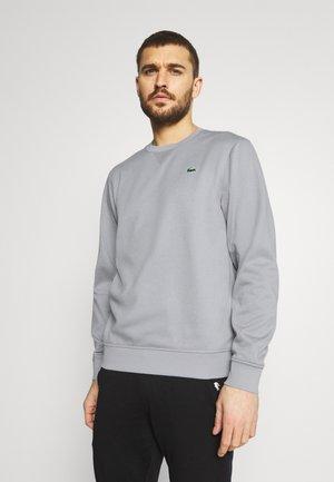 TECH - Sweater - silver chine/elephant grey