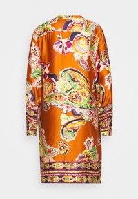Emily van den Bergh - Day dress - camel/multicolour - 1