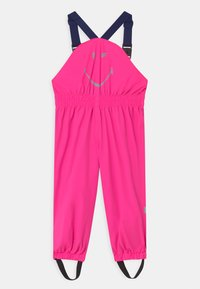 Killtec - JAELY MINI UNISEX - Rain trousers - neon pink - 1