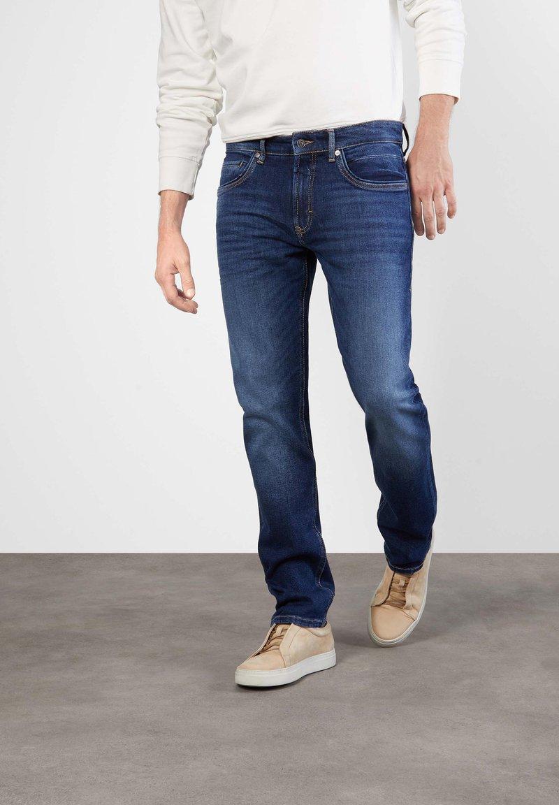 MAC Jeans - ARNE PIPE - Straight leg jeans - darkblue