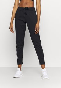 Under Armour - RECOVER PANT - Joggebukse - black - 0