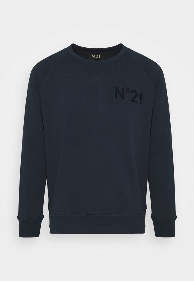 Sweatshirt - blu