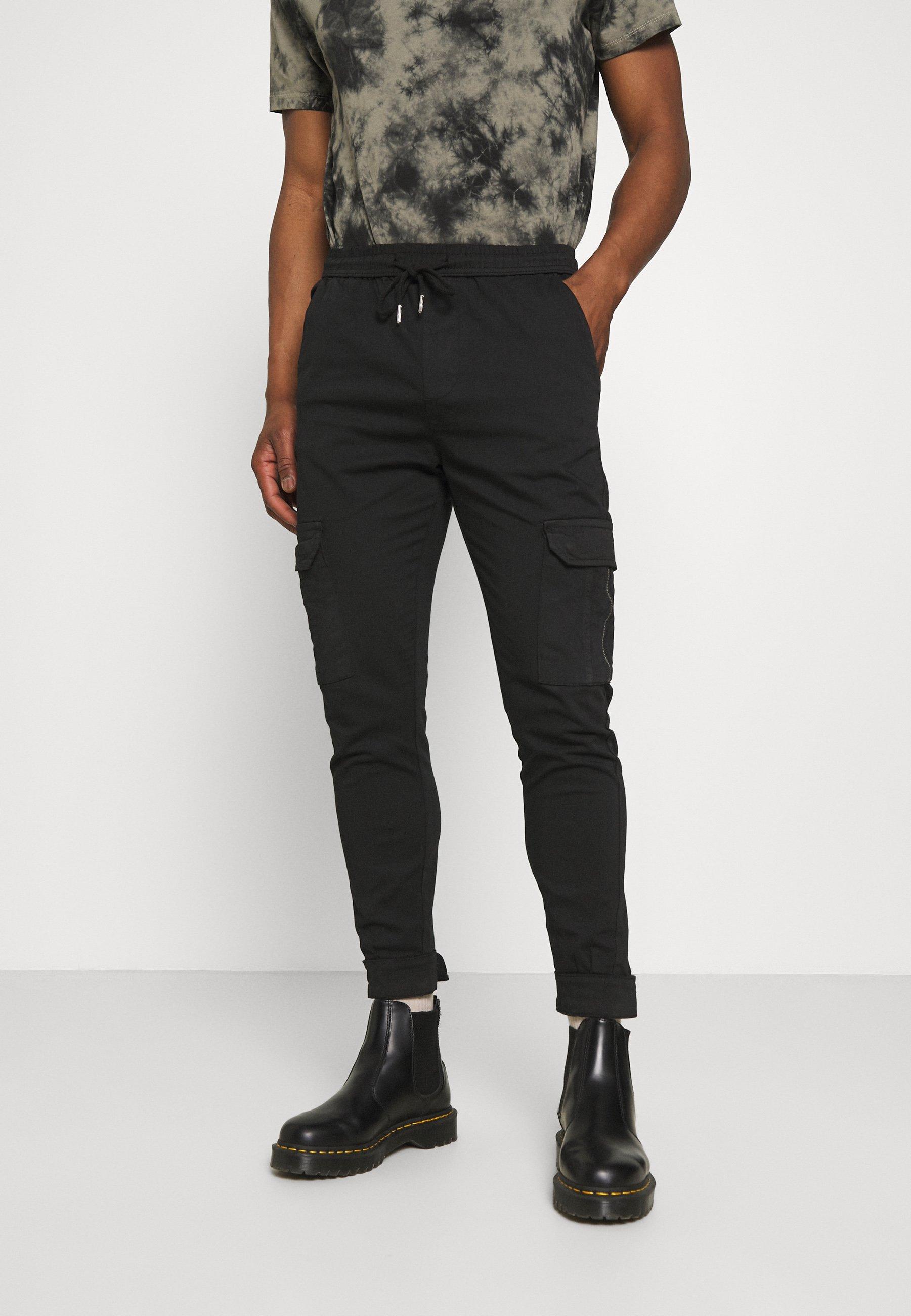 Men CREW - Cargo trousers
