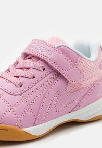 Kappa - FURBO UNISEX - Sports shoes - rosé/white - 5
