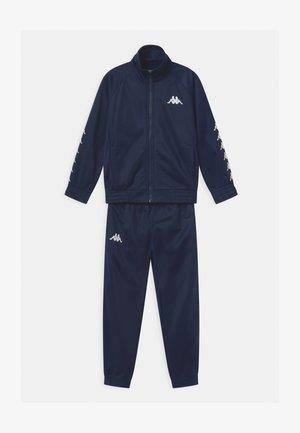 SET UNISEX - Trainingsanzug - blue