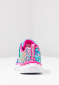 Skechers - WAVY LITES - Trainers - multicolor/hot pink - 4