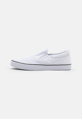 CHRON 2 UNISEX - Zapatillas - white/black