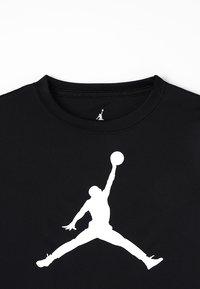 Jordan - JUMPMAN LOGO - T-shirt imprimé - black - 4
