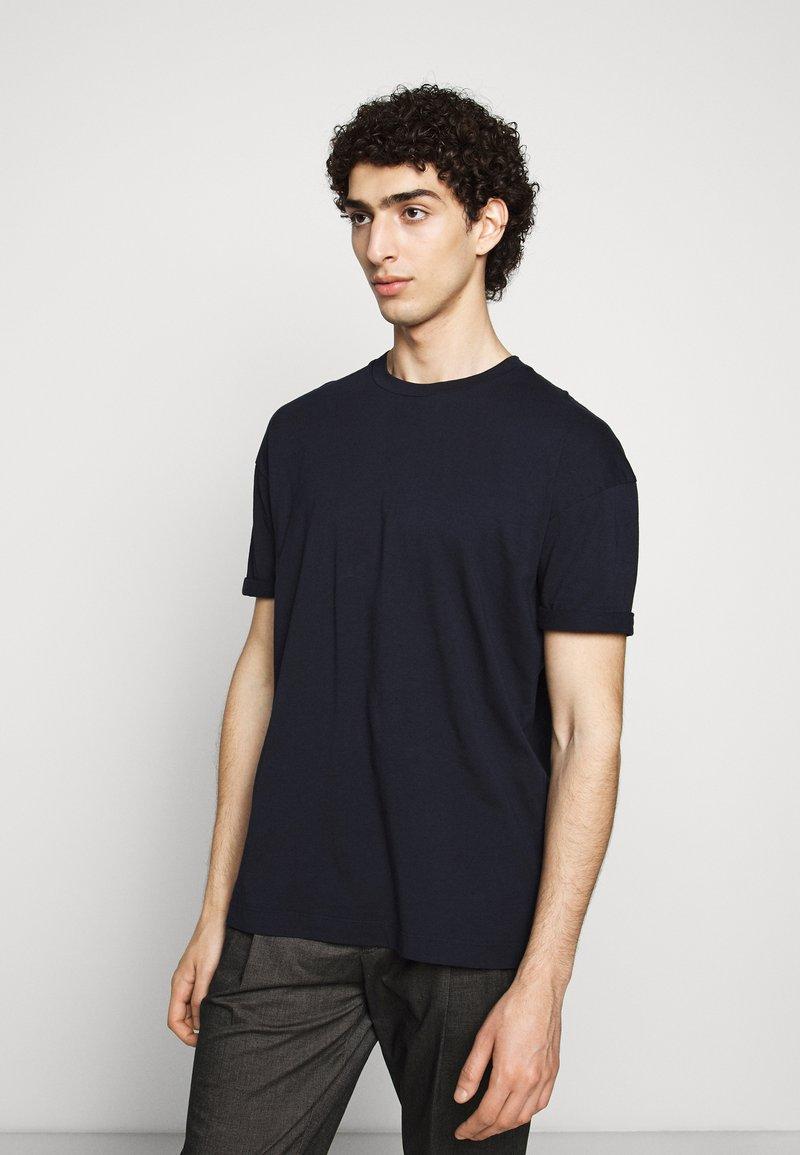 DRYKORN - THILO - Basic T-shirt - blau