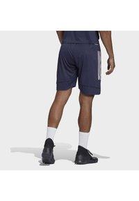 adidas Performance - JUVE TR SHO - Sports shorts - legink/orbgry - 1