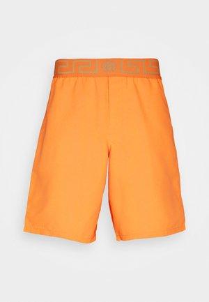 BOXER LUNGO MARE UOMO - Plavky - orange