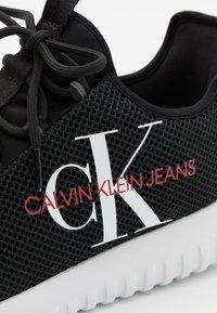 Calvin Klein Jeans - REILAND - Trainers - black - 5