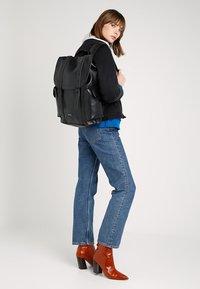 Spiral Bags - TRANSPORTER - Rucksack - perforated black - 5