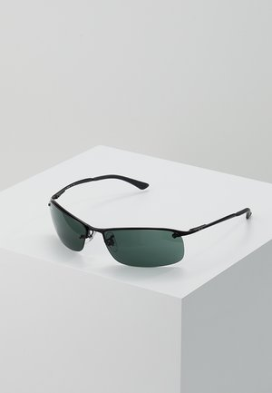 TOP BAR - Sunglasses - black green