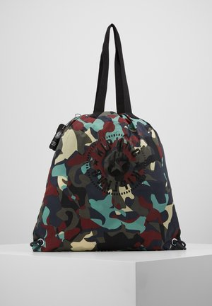 HIPHURRAY PACKABLE - Mochila de deporte - multi-coloured